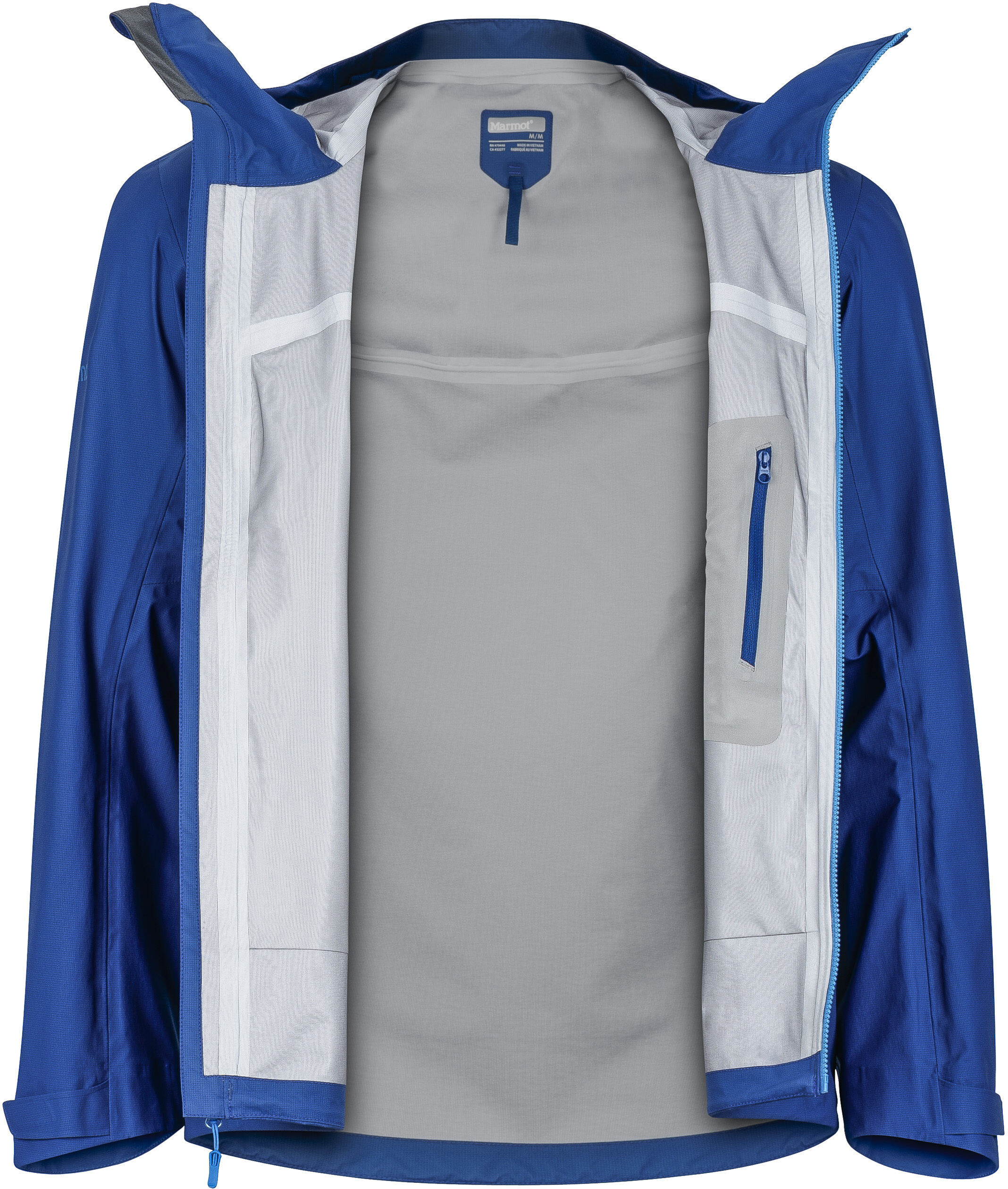 Marmot Red Star Jacket Men blue at Addnature.co.uk caee48d8c2ae